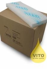 Vito Box mit 100 Filtern für Vito 50 und Vito 80 Gerät