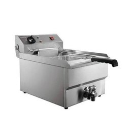 Combisteel Combisteel Electric fryer table model 8 liters