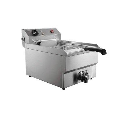 Combisteel Combisteel Electric fryer table model 8 liters