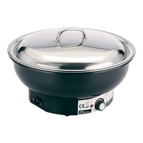 Chafing Dish elektrisch, rund
