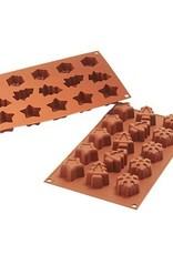 Silikomart Baking mat Magic winter