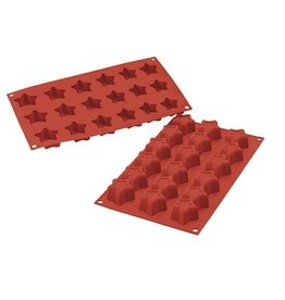 Silikomart Baking mat Stars
