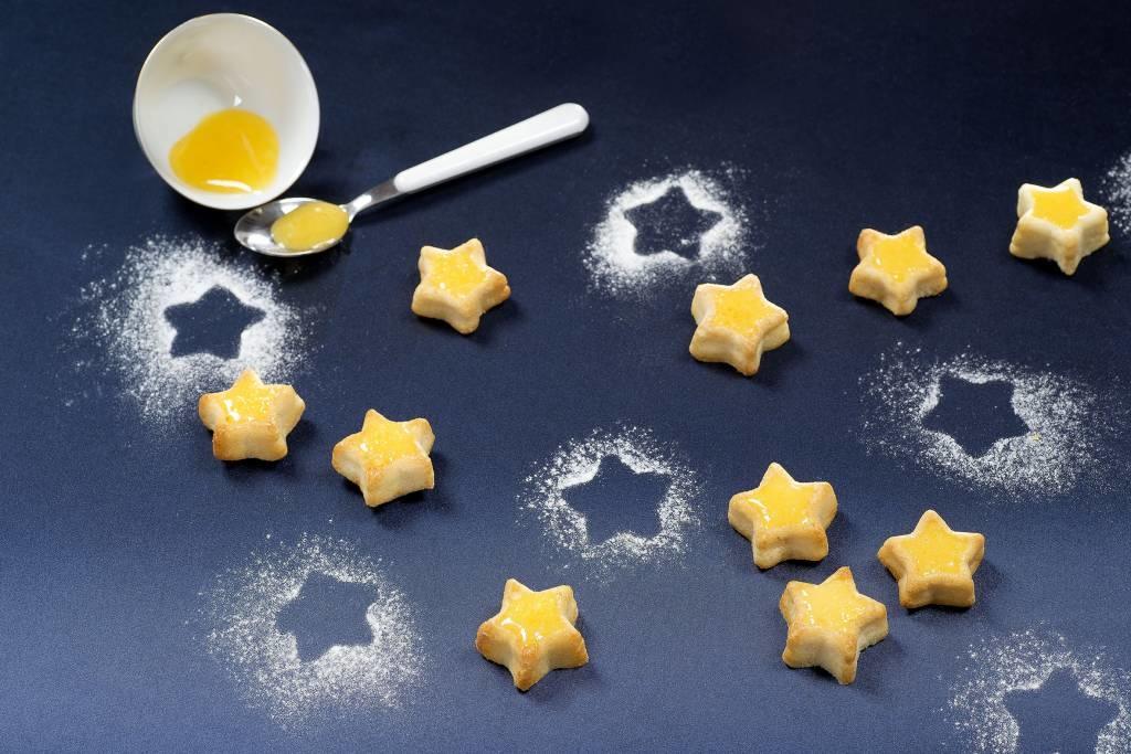 Silikomart Bakmat Stars
