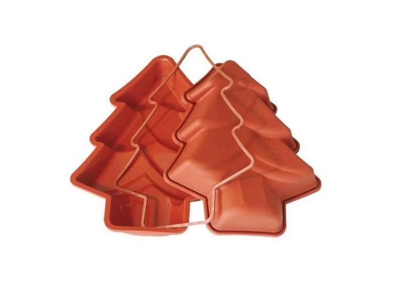 Silikomart Kuchenform aus Silikon Tannenbaum