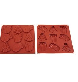 Silikomart Silicone cookie mold My Christmas Cookies A