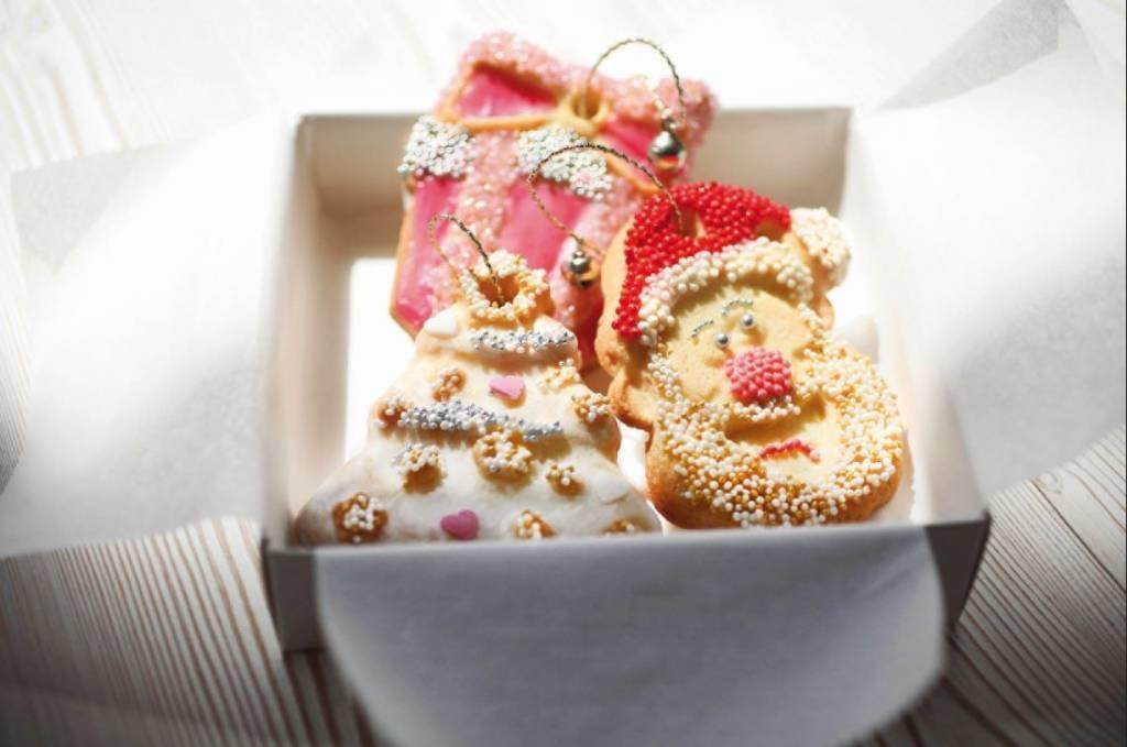 Silikomart Kuchenform aus Silikon Meine Weihnachtsplätzchen A
