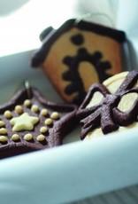 Silikomart Kuchenform aus Silikon Meine Weihnachtsplätzchen B