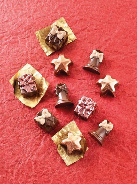 Silikomart Chocoladevorm Christmas