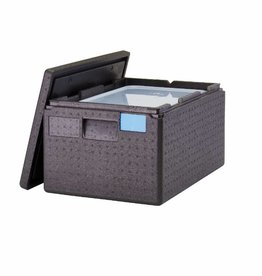 Thermobox Cam Gobox + GN 1/1 container + airtight lid