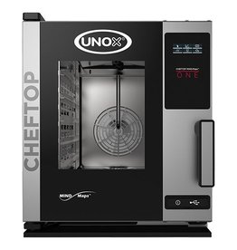 Unox Unox Combisteamer One Compact XECC-0523-E1R Power