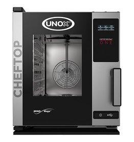 Unox Unox Combisteamer One Kompakter XECC-0523-E1R Leistung