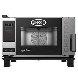 Unox Unox Combisteamer One XEVC-0311-E1R - Leistung