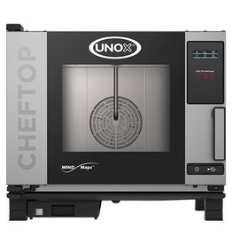 Unox Unox Combisteamer One XEVC-0511-E1R Power