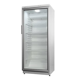 Exquisit Fridge Exquisit with glass door