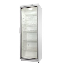 Exquisit Fridge Exquisit with glass door 320 liters