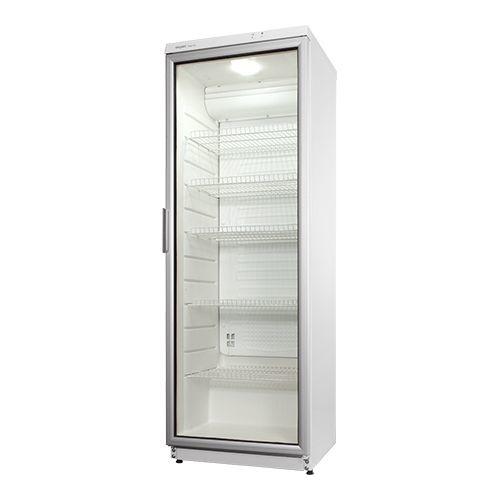 Exquisit Kühlschrank Exquisit mit Glastür 320 Liter