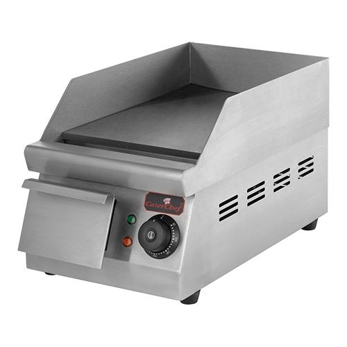 CaterChef CaterChef Grill plate smooth 25 x 33 cm