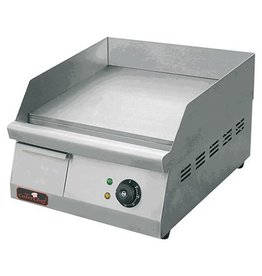 CaterChef CaterChef Grillplaat glad 40 x 40 cm