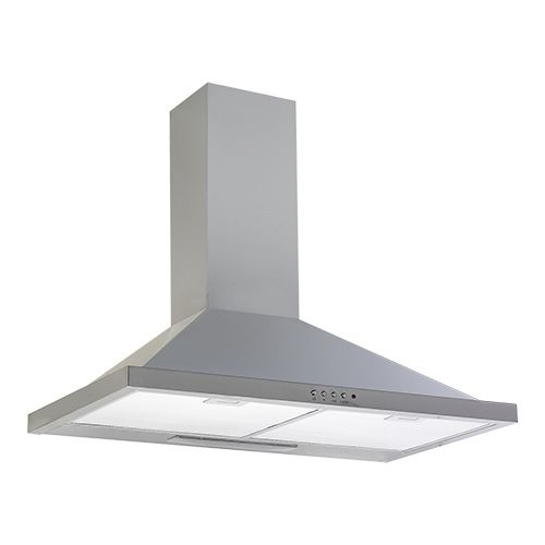 Cooker hood stainless steel