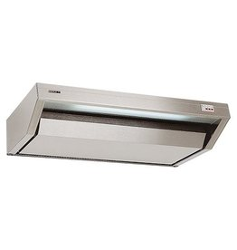 Extractor hood with edge suction system 60 cm wide