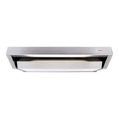 Extractor hood with edge suction system 90 cm wide