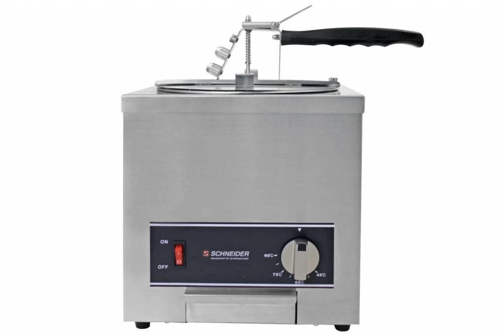 Schneider Dosing funnel + heating element