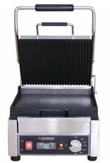 Schneider Grill klein bovenplaat geribbeld onderplaat vlak