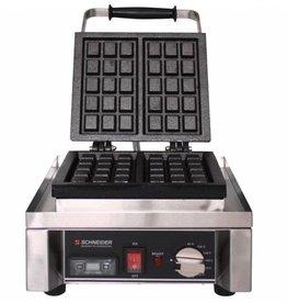 Schneider Waffle baking machine Belgian Waffles