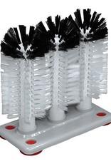 Glazenspoelborstel 18 cm hoog