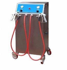 ICB Tecnologie Geleispuit machine Professional Junior Two met 1 verwarmde slang