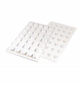 Silikomart Backmatte Micro Love