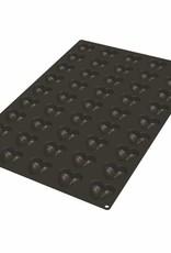 Silikomart Backmatte Mini Cuori Groß