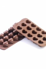 Silikomart Chocoladevorm Monamour
