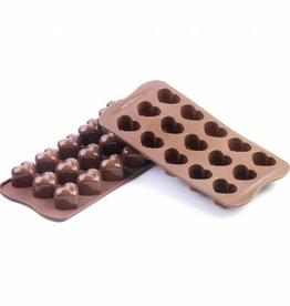 Silikomart Schokoladenform Monamour