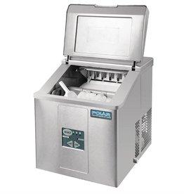 Polar Polar Ijsblokjesmachine 17 kg per 24 uur
