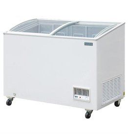 Polar Polar display freezer cabinet, 270 liters
