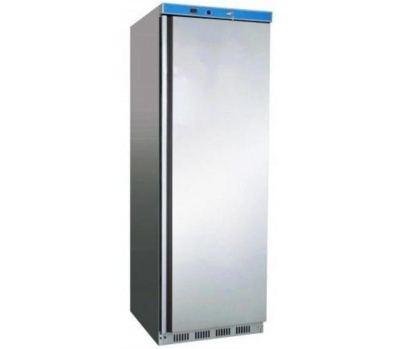 Saro Saro refrigerator 361 liters, stainless steel
