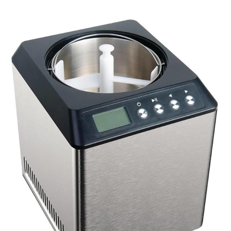 Buffalo Buffalo Ijsmachine 2 liter