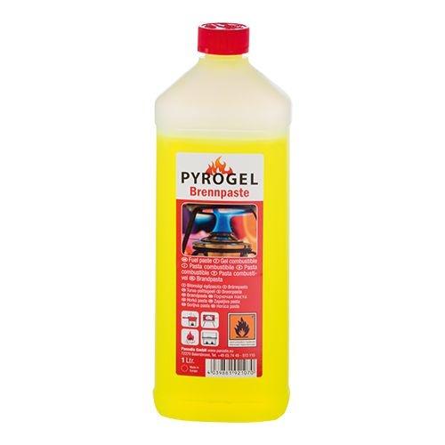 Pyrogel Brandpasta Pyrogel 1 literfles