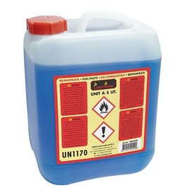 Caterflame Fuel paste can 5 liters with dispenser