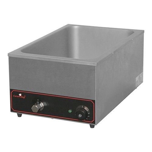 CaterChef CaterChef 150 Bain Marie, met aftapkraan