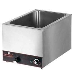 CaterChef CaterChef 200 Bain Marie, met aftapkraan