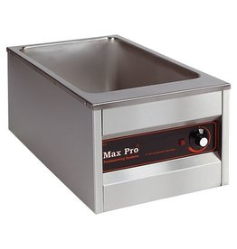 MaxPro MaxPro Bain Marie 1x 1/1 GN