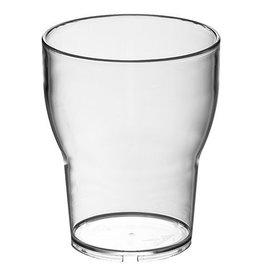 Roltex Roltex universeel glas 20 cl, polycarbonaat