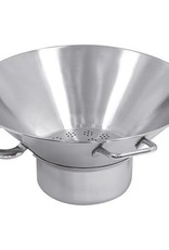 French fry drip tray stainless steel