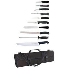 Victorinox Victorinox Fibrox knife set 11 pieces