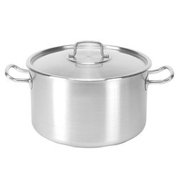 Pujadas Pujadas stainless steel saucepan, medium model