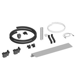 Unox Unox stacking kit for ChefTop 1 / 1GN compact + 2 / 3GN Combisteamers