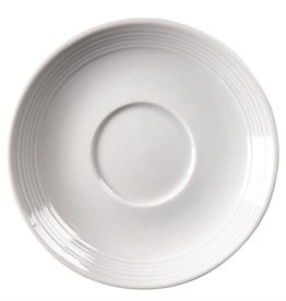 Olympia Olympia Whiteware dish for stackable cup