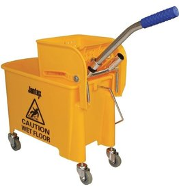 Jantex Jantex mop bucket with wringer, various colors